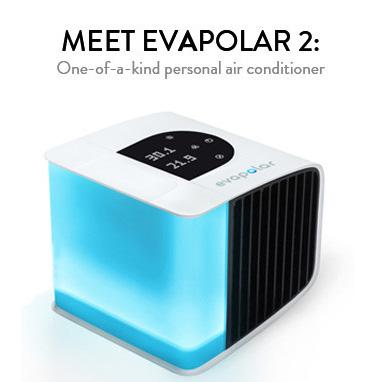 Evapolar 第二代智慧型個人空調